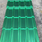Lamiera di acciaio resistente dell'alcali e dell'acido per il materiale di tetto