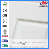 Puerta de papel moldeada HDF blanca lisa de Honeycom de la pintura de fondo (JHK-SK06)