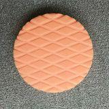 Dischi caldi della gomma piuma del buffer dell'automobile dei tamponi a cuscinetti per lucidare della spugna dell'automobile di vendita