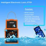 Elektronischer Ladung-Gleichlauf-Systems-Verschluss mit RFID und entfernte Station entsperren
