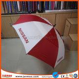 """"""" guarda-chuva de praia feito sob encomenda da impressão 48 para a promoção e o anúncio"""