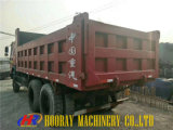 La Chine Fabrication utilisé lourds HOWO camion minier/utilisé l'exploitation minière Camion-benne