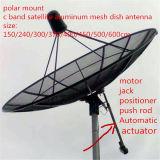 300cm 3m 10feet 12FT 옥외 GSM 라디오 WiFi 차 Radiodish 안테나 피트 C 악대 인공위성 Alumium 메시 텔레비젼 디지털 HD 비유적인 포물면