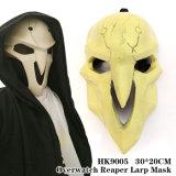 Máscara Larp Overwatch Reaper 30*20cm HK9005
