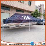 屋外のためのカスタム印刷を用いる展示会のテント