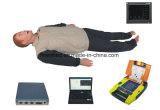 De Vaardigheden die van de Noodsituatie van Acls CPR Mannequin opleiden