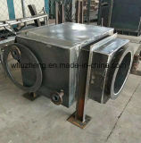 タイプKlの熱伝達の熱交換器及び空気クーラーに使用するアルミニウム螺線形のひれ付き管