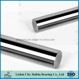 CNCキット(WCS SFCシリーズ50mm)のための中国ベアリング工場Suj2鋼鉄棒によってクロム染料で染められるシャフト