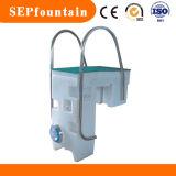 Matériel professionnel de piscine pour des accessoires de piscine de nettoyage de filtration