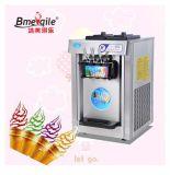 Máquina do gelado/gelado que faz a máquina/máquina macia do gelado