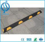 1.65m langer Gummiauto-Parken-Sicherheits-Rad-Stopper