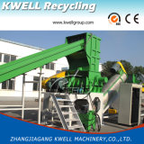 Impianto di riciclaggio del barilotto di lavaggio delle bottiglie dei pp Line/PE/macchina di riciclaggio di plastica