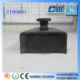 magnete Shuttering del calcestruzzo prefabbricato 2100kg per cassaforma concreta