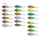 Attrait en plastique de flottement de pêche de vairon dur personnalisé par Pr-Ls001