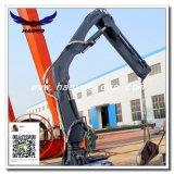 Kraan van het Schip van de Boom van het Gewricht van de Fabrikant van Shanghai de Hydraulische Telescopische met ABS