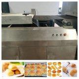 Linha de produção automática cheia do biscoito do forno de gás