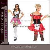 Kostuums van de Partij van het Meisje van het Bier van Halloween de Volwassen Sexy Buitensporige Beierse (8926)