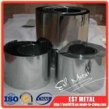 Stagnola di titanio pura con la bobina
