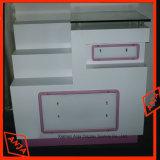 Деревянные косметический дисплей лак для ногтей подставка для дисплея