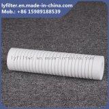 5 Sediment-Filtereinsatz des Mikron-Schmelze durchgebrannter pp. 10 Zoll