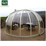 Einziehbares BADEKURORT Pool-Dach-heiße Wanne-Gehäuse