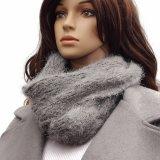 최신 판매 인쇄 로고 공장 가격 여자 목 스카프