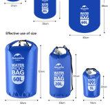 Спорт и Отдых новый мешок для воды Ultralight портативный открытый поездки на надувных плотах водонепроницаемый мешок для сухого хранения купаться кемпинг оборудование 5L, 10Л и 60L