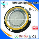 UFO LED haute puissance haut de la Baie d'éclairage LED industrielles légères