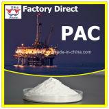 La qualité PAC de grande viscosité pour l'usine de pente de liquide Drilling fournit directement