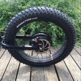 完全な中断脂肪質のタイヤの後部駆動機構の電気自転車1000W