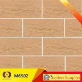 Interrompere le mattonelle di pavimentazione di ceramica della porcellana di legno di sguardo delle mattonelle (15601M)