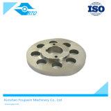 Do metal de alumínio das peças de maquinaria das peças sobresselentes do CNC do OEM peças fazendo à máquina do CNC