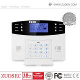 Getelegrafeerd Draadloos GSM Alarm voor de Veiligheid van het Huis
