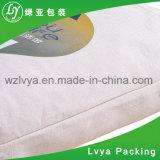 A venda por atacado personaliza o saco de Drawstring do algodão