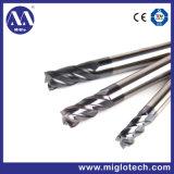 Personalizar la herramienta de corte herramientas de carburo sólido de la Fresa (MC-200020)