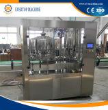 Máquina de enchimento automático de vinho para garrafas de vidro