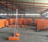 플라스틱 고무 기초로 호주 옥외 임시 휴대용 검술