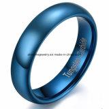 De Uitstekende kwaliteit van de Juwelen van Shineme facetteerde de Blauwe Ring van het Wolfram (TSTBL14)