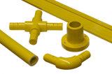 Matériau de construction de balustrade/rambarde/fibre de verre d'escalier de FRP