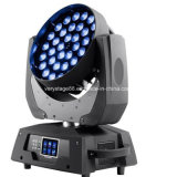 indicatore luminoso capo mobile di evento di 36*10W RGBW LED