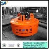 Круглая форма высокотемпературное MW03-160L/2 поднимая Electro магнит для толщиной стальной плиты