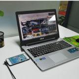voor iPhone 8 de Lader van de Kabel USB met de Intrekbare Constante Lente van de Draad