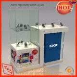 Acryltelefon-Ausstellungsstand-Acrylbildschirmanzeige-Zahnstange