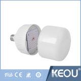 Luz branca morna da lâmpada do diodo emissor de luz da coluna da boa qualidade, bulbo do diodo emissor de luz
