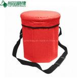 高品質単一ストラップの丸型の昇進のフリーザーのクーラー袋