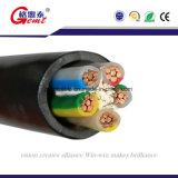 Кабель резины силового кабеля XLPE силового кабеля XLPE высокого качества 0.6/1kv изолированный XLPE медный медный