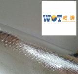 Ткань Al-260 стеклоткани алюминиевой фольги