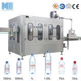 天然水のびん詰めにする機械、びん詰めにされた水充填機