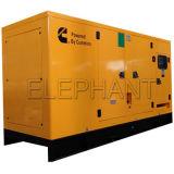 250kVA tipo silenzioso generatore diesel raffreddato ad acqua del motore di Volvo