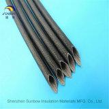 De Glasvezel Sleeving van het silicone voor de Bescherming van de Kabel van de Uitrusting van de Draad